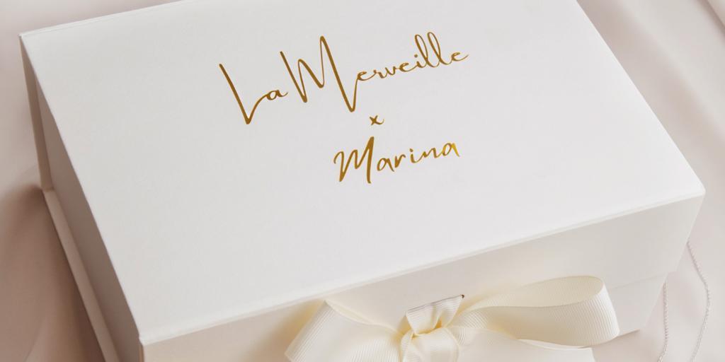 LA MERVEILLE X MARINA